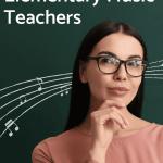 Elementary Music Teacher Tips | Summer Lesson Planning