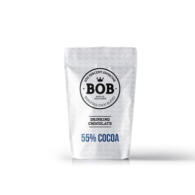 BOB 55 hot chocolate