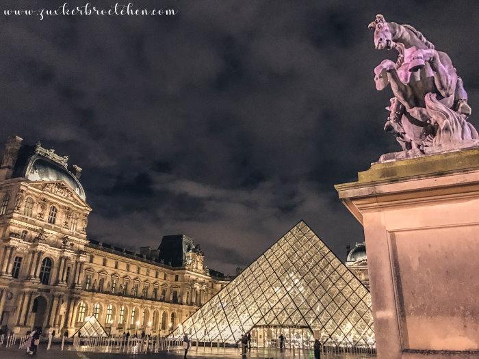 Ein Kurztrip nach Paris im Winter