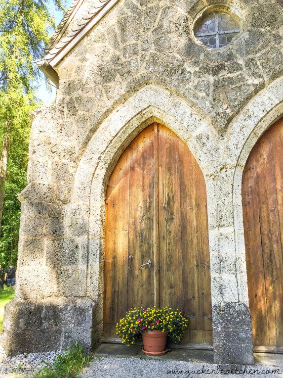 Kirche St. Maria Herreninsel am Chiemsee