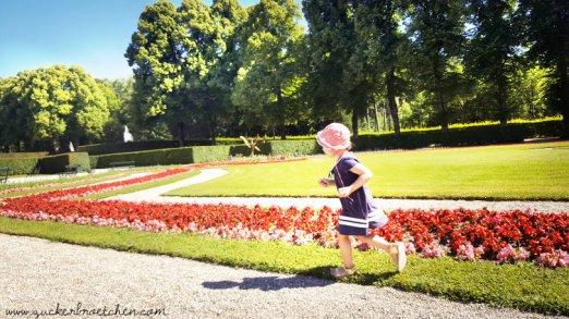 Schlosspark auf der Herreninsel