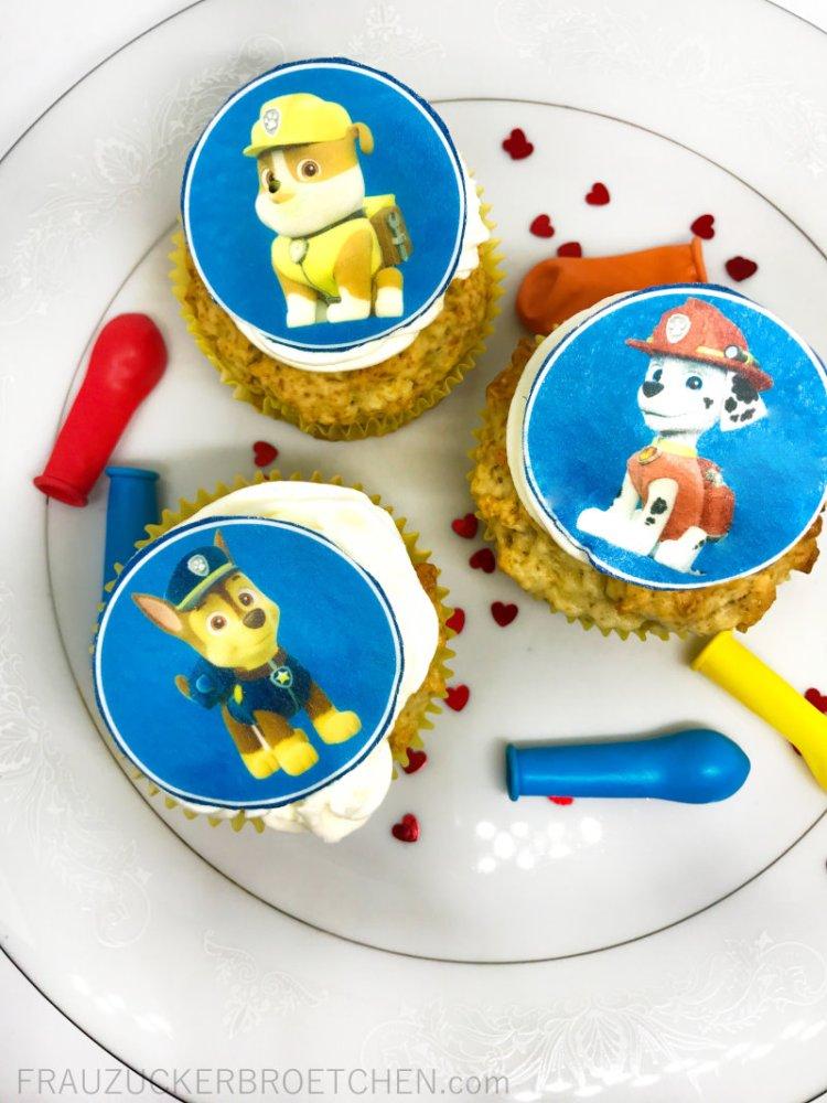 Haferflocken_Zitronen_Joghurt_Cupcakes3_Geburtstagsvorbereitungen_Kindergeburtstag_FrauZuckerbroetchen