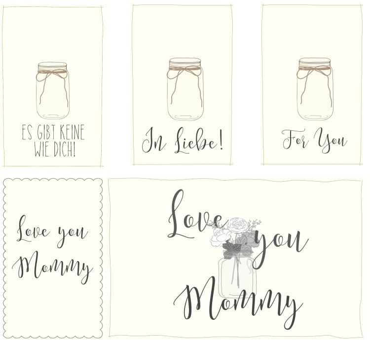 Karten zu Muttertag_Free Printables
