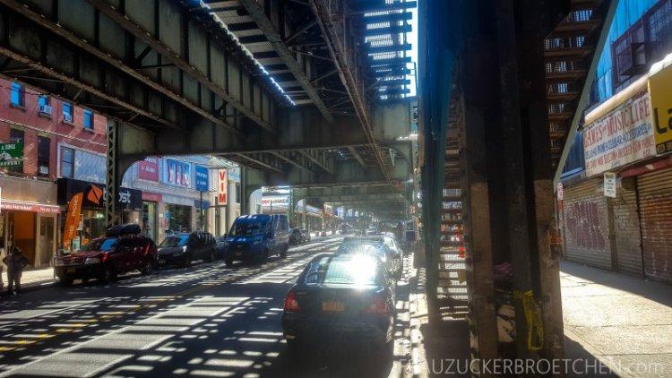 New Yorker Metro durch meine Linse6_ Herbst 2017