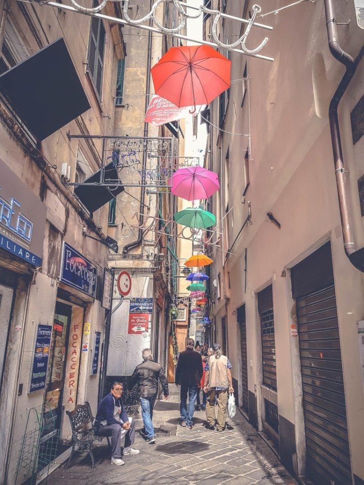 Genua Ein Spaziergang durch die Altstadt1
