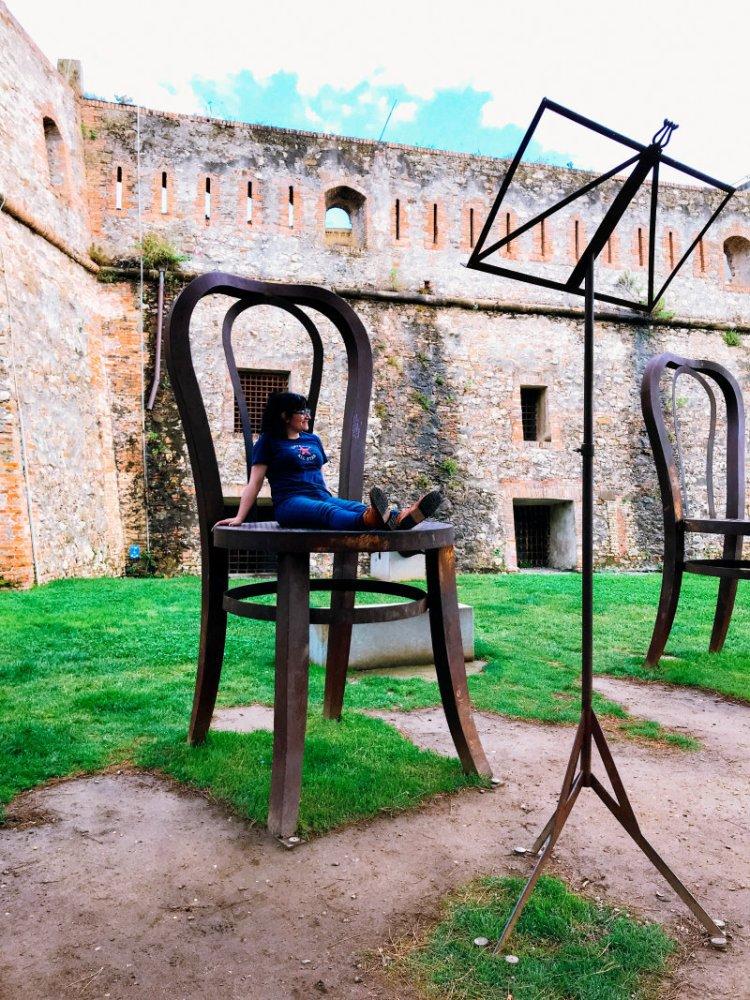 Forte Santa Tecla Sanremo