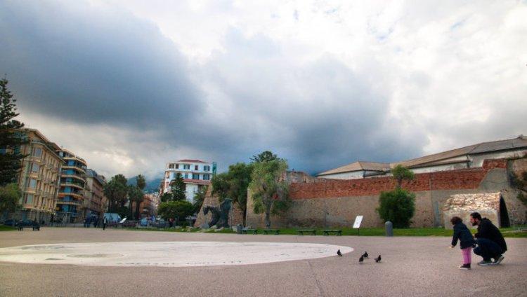 Piazzale Pian di Nave Sanremo