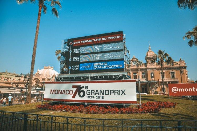 76te Grandprix von Monaco 2018