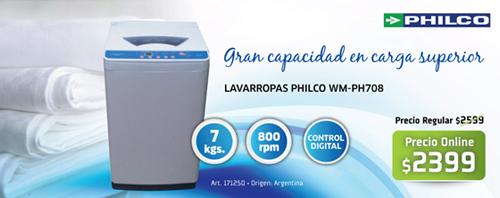 Catálogo Fravega 2013 lavarropas