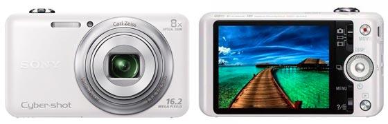 Camara Sony Cibershot oferta en Frávega camaras digitales