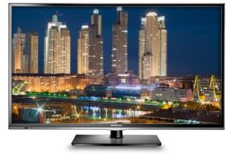 Televisor LED HD marca Noblex