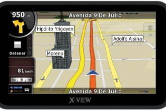 GPS Especialmente para Auto