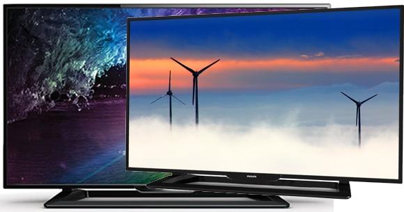 Smart TV de 40 Pulgadas Philips