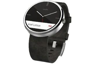 Smartwatch para Motorola Moto 360