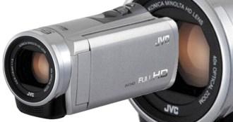 Filmadora JVC GZ