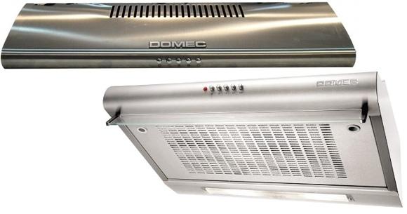 Extractor de olores para cocina Domec