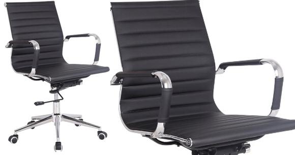 sillas de oficina ergonómicas en Frávega