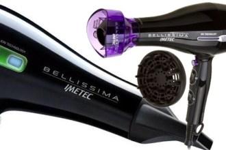 Secadora de cabello con difusor Bellissima