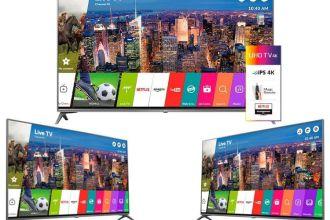 Televisor LG 49 pulgadas 4K