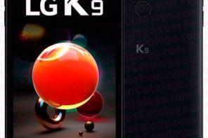 LG K9 precio