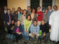Misa en español, Dublín