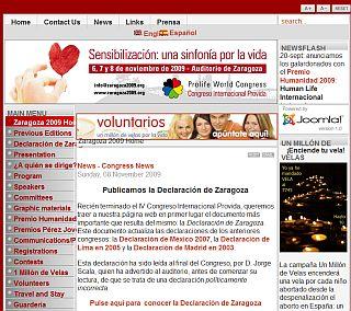 Pro_Vida Zaragoza