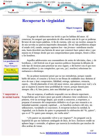 virginidad