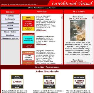 editorial virtual