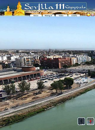 Sevilla, 111 Gigapixeles