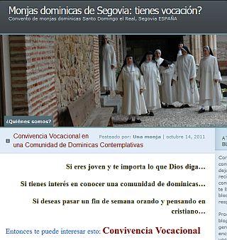 Monjas Dominicas Segovia