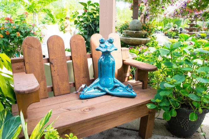 Image Of Prince Solar Frog Garden Decor