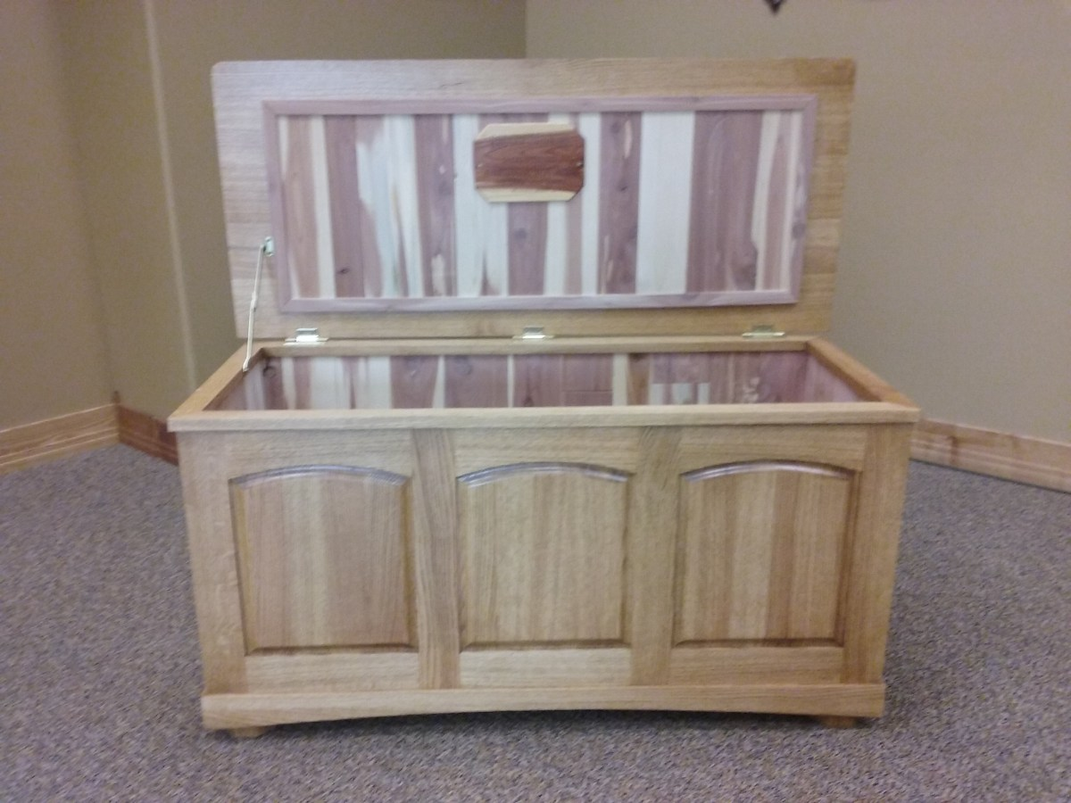 Annual Cedar Chest Raffle