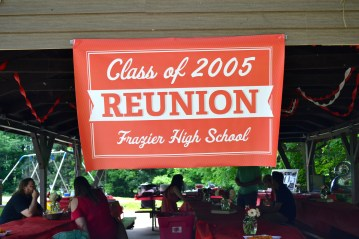 Frazier High School Class of 2005 10 Year Reunion