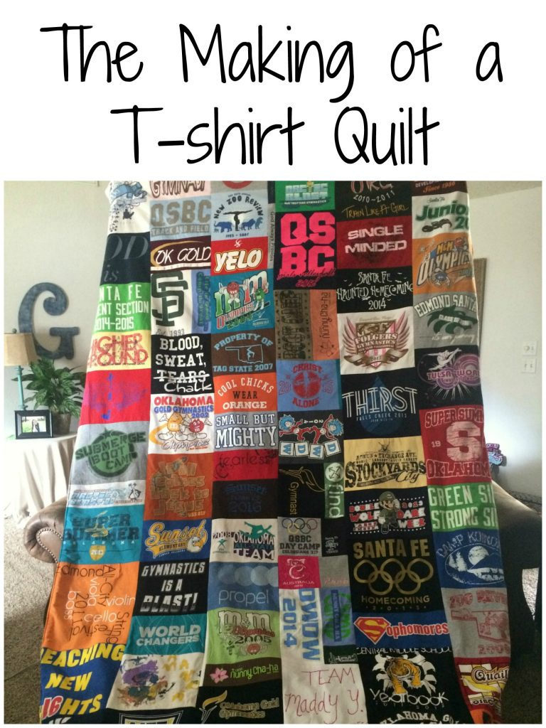 T Shirt Quilt Chicago
