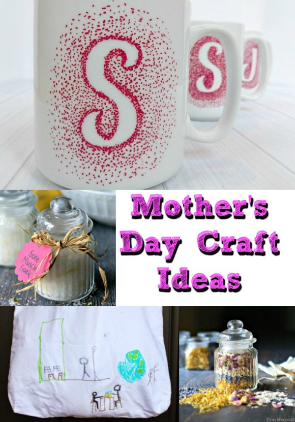 Enjoy These 11 Mother's Day Crafts Ideas: #10 Is Super ...