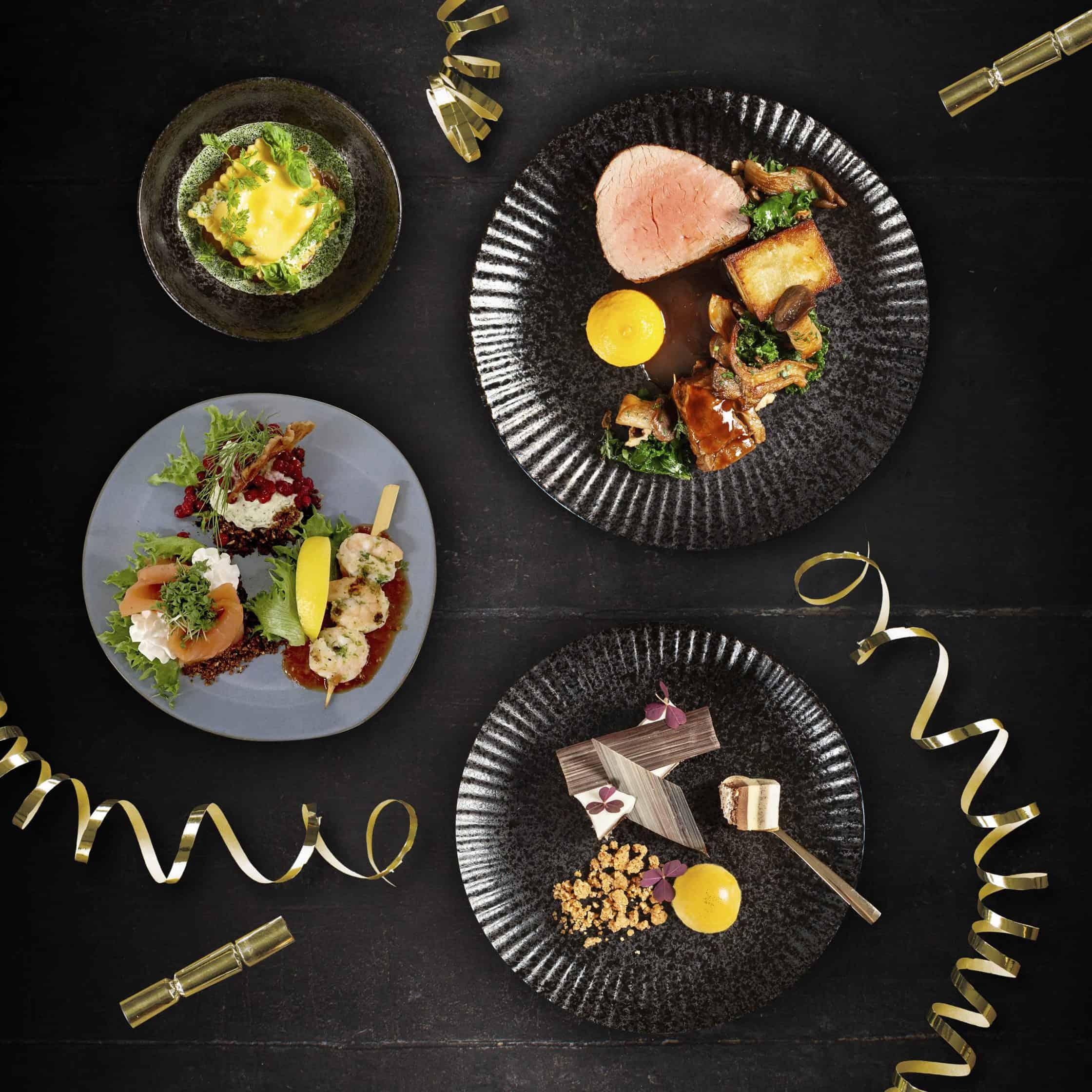 Nytarsmenu 2020 Frederiksborg Catering