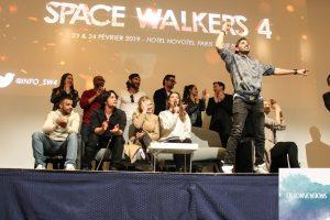 Galerie photos de l'événement Space Walkers 4 - Photo 3
