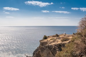Freak Mountainbike Centre at the South Coast of Crete