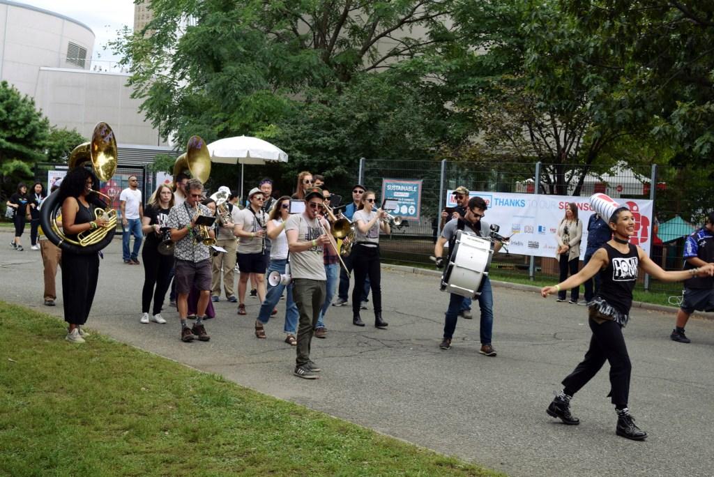 L-Train Brass Band