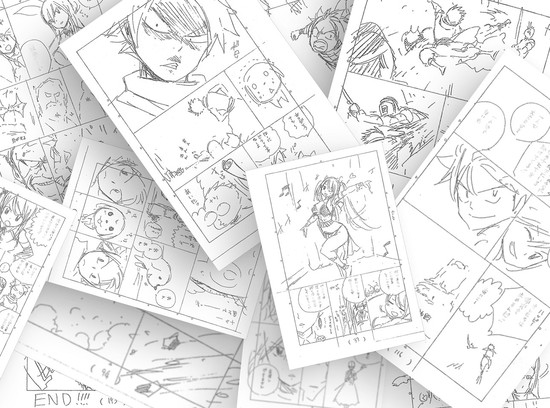 Fairy Tail Dragon Cry: storyboards