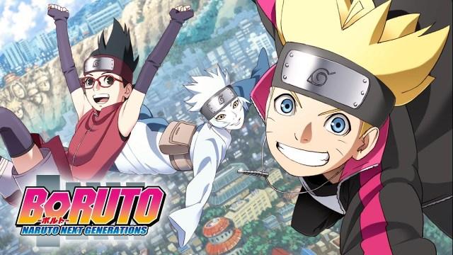 Primavera 2017: 'Boruto: Naruto Next Generations'