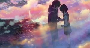 Makoto Shinkai destacada