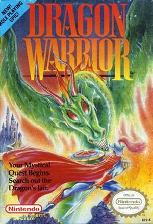 'Dragon Warrior'