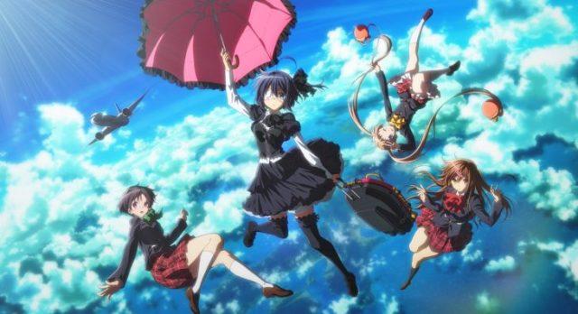 Películas anime temporada invierno 2018 - ChūnibyōDemo Koi ga Shitai! Movie: Take On Me