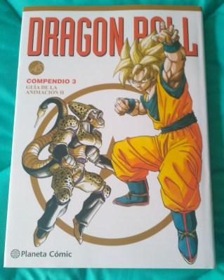 Dragon Ball Compendio 3