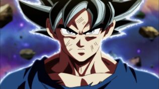 Dragon Ball Super 128 Goku Ultra Instinto