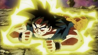 Dragon Ball Super 128 Goku