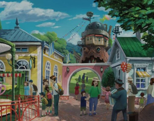 Ghibli Park