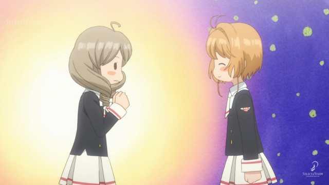 Cardcaptor Sakura Clear Card analisis episodio 19 Akiho Sakura