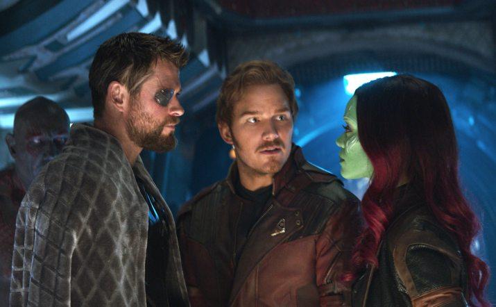 Chris Pratt estará en Thor: Love and Thunder aunque todavía se desconoce la magnitud de su rol.